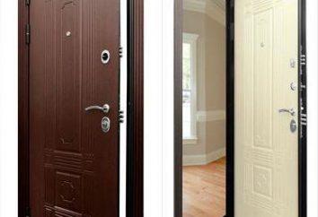 Portes « Granite »: avis, spécifications