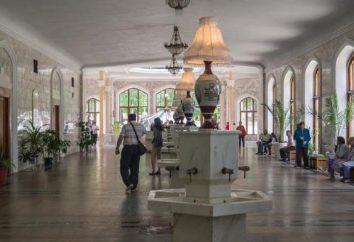 I migliori hotel a Kislovodsk: descrizione, Recensioni dei visitatori