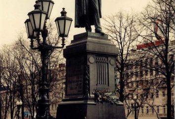 lugares Pushkin na Rússia. por Pushkin coloca Viagem