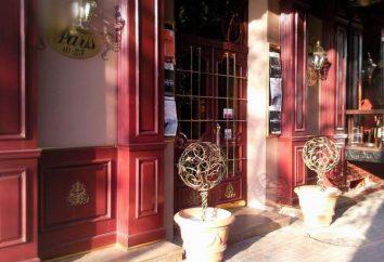 """Kharkov, il ristorante """"Parigi"""": descrizione, menu, servizio e feedback"""
