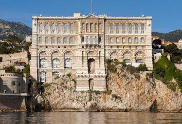 Muzeum Oceanograficzne w Monako: opis, adres, godziny otwarcia