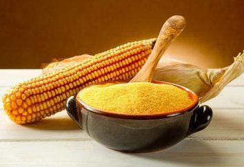 """Cuisine pour toute la famille: bouillie de maïs dans le multivark """"Redmond"""""""