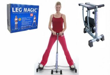 "Symulator ""Leg Magic"": Opinie i przewodnik"