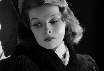 La actriz estadounidense Hepbern Ketrin: Una Biografía, Filmografía, la vida personal, fotos