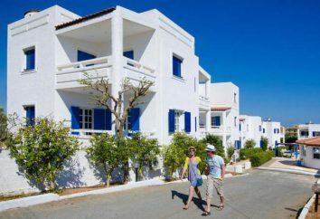 Arco Baleno Apartments 3 * (Creta, Grécia): descrição do hotel, classificações