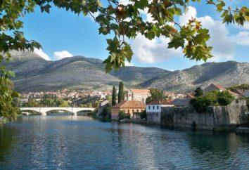 Los principales atractivos de Bosnia y Herzegovina. Neum, Sarajevo, Mostar