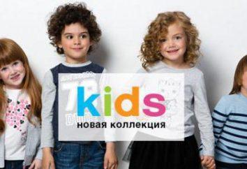 """Odzież modna od sklepów """"Austin"""" dzieci: fotografia, recenzje"""