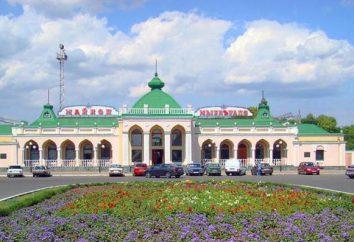Maikop – wo ist es? Stadt Maikop. Die Hauptstadt der Republik Adygea