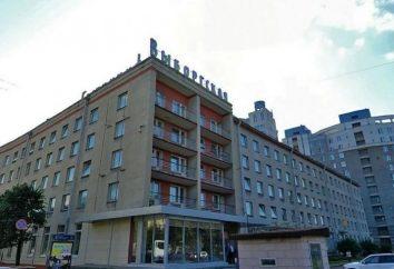 """""""Vyborg"""" Hotel (Sankt Petersburg): Foto, Bewertungen"""
