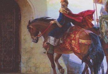 Príncipes y principados de la antigua Rus en el período de dispersión