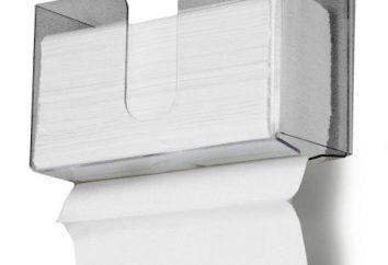 serviette de papier Z-addition et rouleau – que choisir?