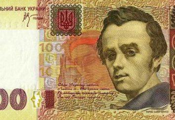 Quanto é um hryvnia em rublos. taxa de moeda ucraniana