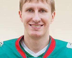 jogador de hóquei Evgeny Bodrov: biografia