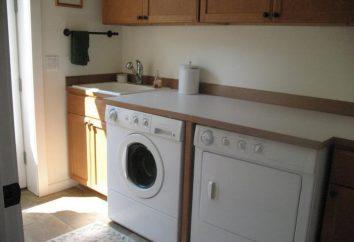 Machine à laver sous l'évier: les critères de sélection, prix, avis et photos