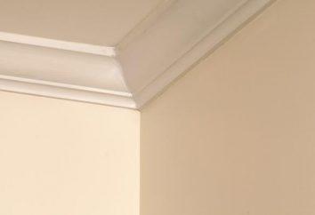 Comment faire un coin de moulures au plafond: une solution créative au problème