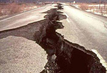 Cosa fare durante un terremoto? Regole di sicurezza per il terremoto