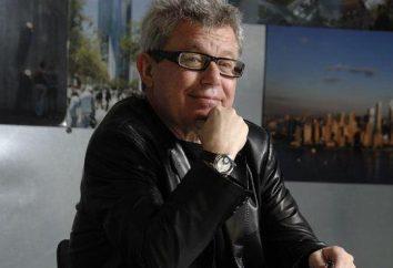 Daniel Libeskind: biografia, projekty, praca