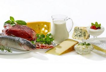 I wiesz, że, który zawiera białko i zdrowe węglowodany?