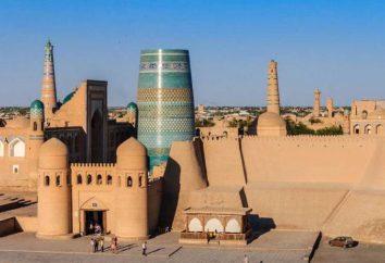 Ouzbékistan, Khiva: sites (description, photo)