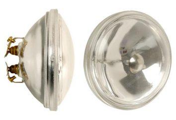 Substituição das lâmpadas farol baixo no carro doméstica