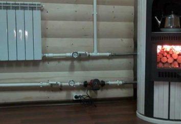 Forno per un bagno con uno scambiatore di calore: il principio di funzionamento e installazione