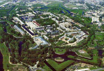 Daugavpils: vues et faits intéressants