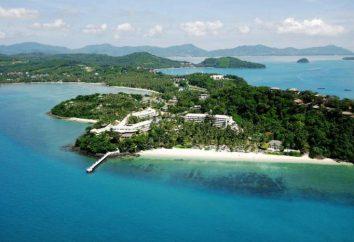 Cape Panwa Hotel (Tajlandia): opis, zakwaterowania i opinie