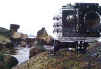 Action Camera SJ5000 Inoltre SJCAM: panoramica, caratteristiche, attrezzature