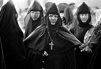 Klöster der Frauen. Annahme Convent. Tichwin Kloster