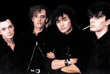Rock alternatywny: grupa pochodzi z ZSRR, otrzymała status kultu