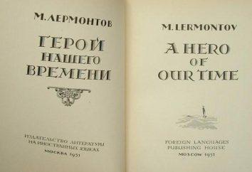 Pechorin et Grouschnitsky: caractéristiques des héros