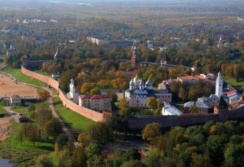 Kreml Novgorod (Weliki Nowgorod): Geschichte, Beschreibung, Adresse, Öffnungszeiten