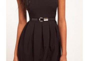 Vestido com saia sino – feminino em uma tendência!