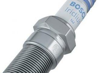 Bosch bougie – une qualité supérieure