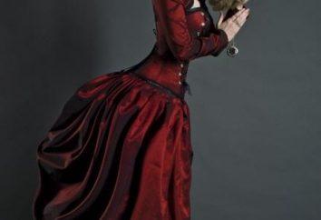 Modegeschichte: der gotische Stil des Kleides