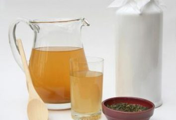 Setas de adelgazamiento leche y té: revisiones