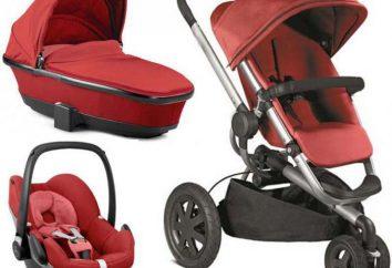 """""""Quinn"""" – carrinho de criança carrinho de bebê. Descrição do modelo"""