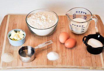 Otręby pieczywo: chleb recepty maszynowe i piekarnik. Co chleb jest bardziej użyteczne