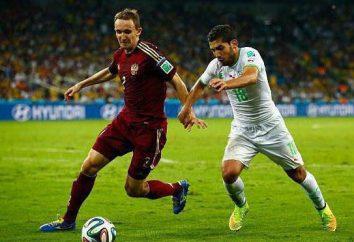 Alexei Kozlov, jugador de fútbol: la biografía y logros
