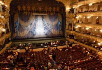 Repertuar Teatru Maryjskiego w Petersburgu