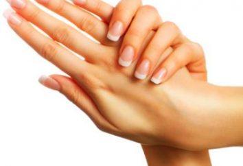 Máscaras para mãos mãos – a maneira muito para restaurar a juventude da pele