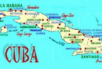 ilha fabulosa e única de Cuba