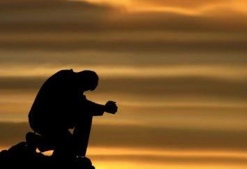 Modlitwa pokuty jest sposobem pogodzenia się z Bogiem
