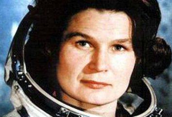 """A primeira mulher cosmonauta é aquela a quem o céu """"tirou o chapéu"""""""