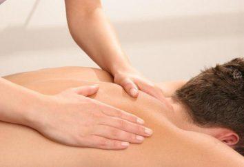 massaggio connettivale: descrizione, i metodi e le recensioni