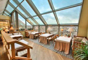 "Best Restaurant, San Pietroburgo. Ristorante ""Mosca"", San Pietroburgo: recensioni e foto"