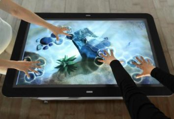 Multitouch – o que é? Multitouch – sistema. multitouch
