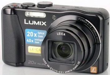 Todos los detalles acerca de la Panasonic Lumix DMC TZ35