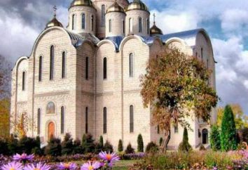 Cherkassy: attractions, leurs photos et description