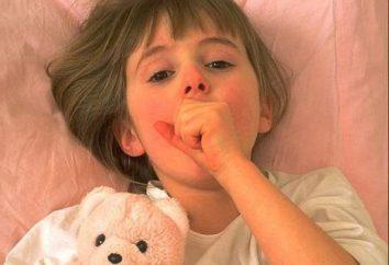 Tosse durante a noite em uma criança: como é perigoso?